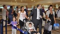 İsrail'deki Büyükelçilik Görevlileri Geri Döndü