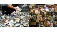 Korsan CD ve Kitapçılar Yine İş Başında