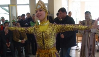 Özbekistan Bağımsızlığının 20. Yılını Kutladı