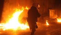 İstanbul'da Yangın:1 Ölü