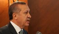 Erdoğan Basın Temsilcileriyle Görüştü