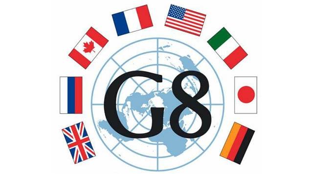 G-8den Arap Baharına 38 Milyar Dolar