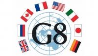 G-8'den Arap Baharı'na 38 Milyar Dolar