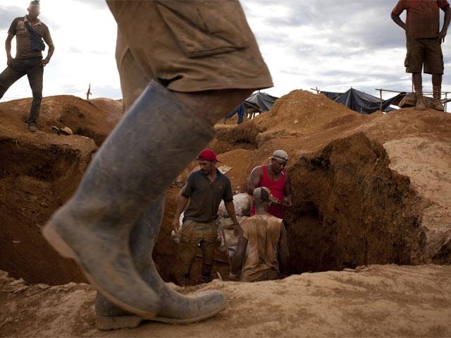 Altının Yükselişi Madencileri Çıldırttı