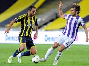 Fenerbahçe Orduspor Karşılaşmasından Kareler