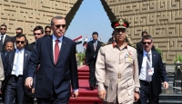 Erdoğan'ın Mısır Temasları
