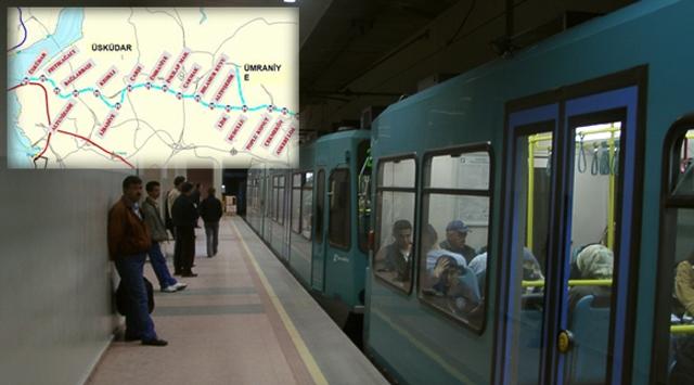 İstanbulun Yeni Metrosu İhaleye Çıkıyor