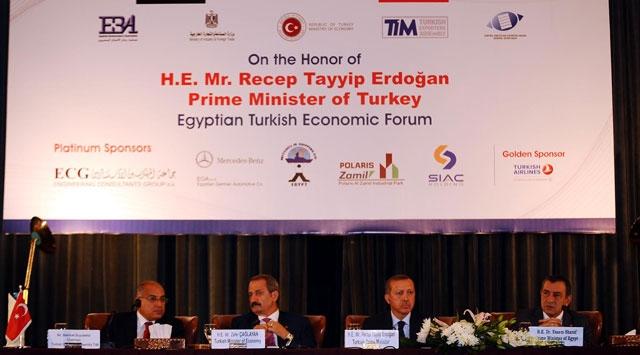 Mısırla Ekonomik İlişkiler Güçlenecek