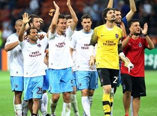 Trabzonspor Tarihi Bir Galibiyet Aldı