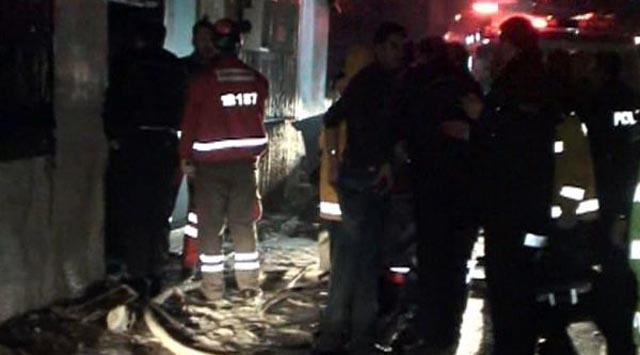 Bursada korkunç yangın: 3 ölü