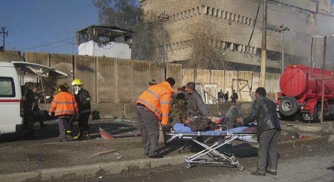Irakta bombalı araç saldırıları