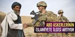 ABD askerlerinin islamiyete ilgisi artıyor