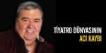Tiyatrocu Osman Gidişoğlu hayatını kaybetti