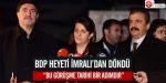 BDP heyeti İmralıdan döndü