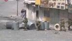Filistin güne olaylı başladı