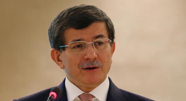 """Davutoğlu: """"Bizim açımızdan şüphe yok"""""""