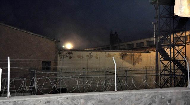 18 PKKlı terörist cezaevinden firar etti