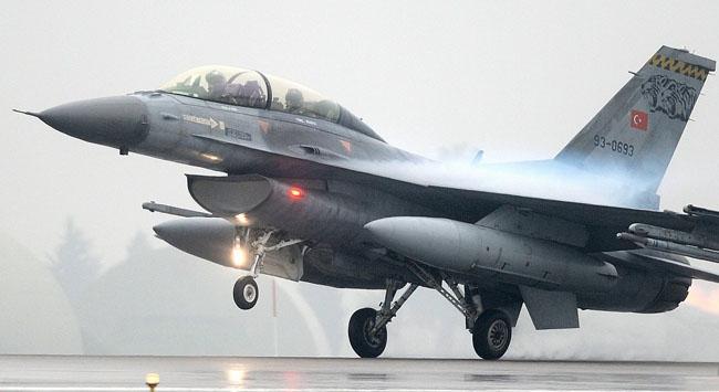 Türk savaş uçakları kuş uçurtmuyor