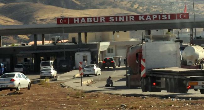 9 PKKlı terörist teslim oldu