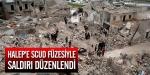 Halepe Scud füzesiyle saldırı düzenlendi