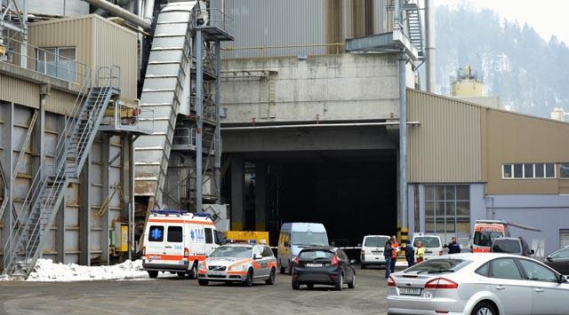 Kereste fabrikasına silahlı saldırı