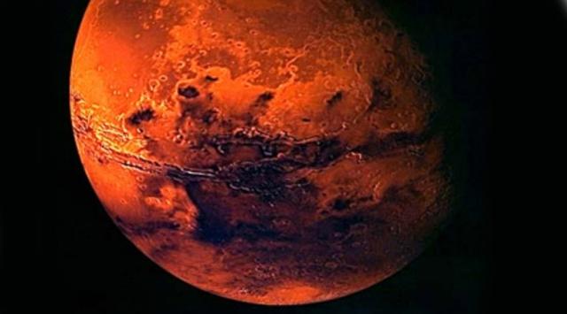 Marsta yeni keşif