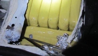 411 kilogram uyuşturucu ele geçirildi