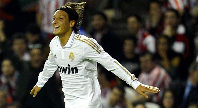 Ve Mesut Özil, Real Madridden ayrılıyor