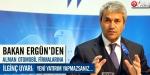 Ergünden Alman otomobil firmalarına ilginç uyarı