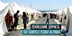 Zehirlenme şüphesi: 160 Suriyeli tedavi altında