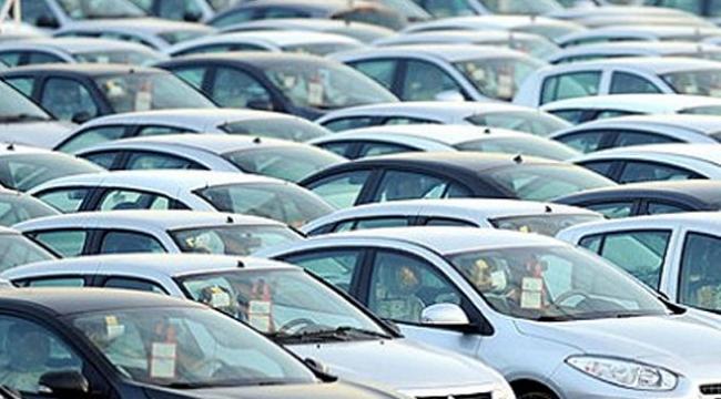Otomotiv pazarı yüzde 4,33 daraldı
