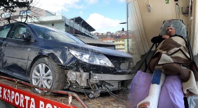 BDPli vekil kaza yaptı