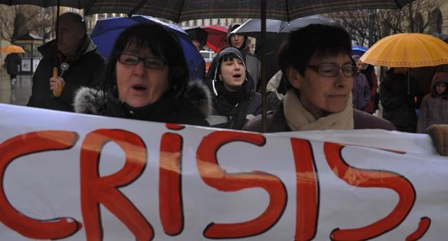 İspanyada ekonomik krizin etkileri sürüyor