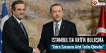 """""""Kıbrıs sorununu artık tarihe gömelim"""""""
