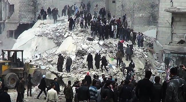 Suriyede korkunç bilanço
