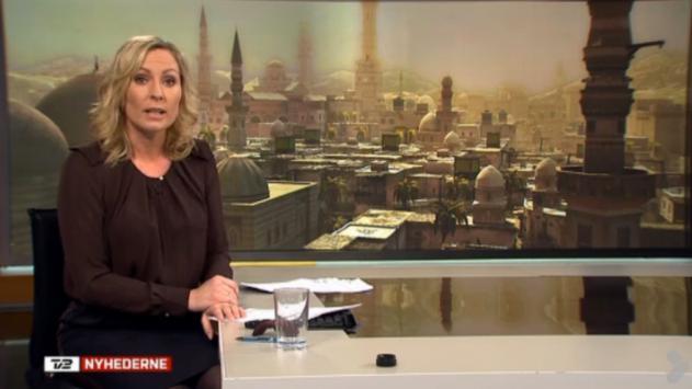 Danimarkadaki TV2 kanalında Suriye skandalı