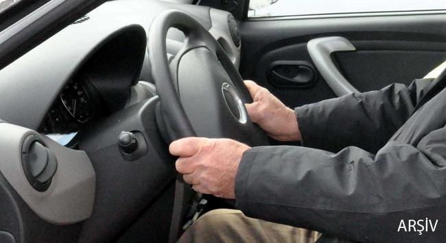 Sürücülere yeni yasak