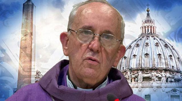 Papadan islam dünyasına mesaj