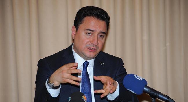 Ali Babacan: Türkiyenin sıkılaştırmaya her zaman hazır olması gerekir