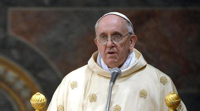 Yeni Papa ilk duasında ne istedi?