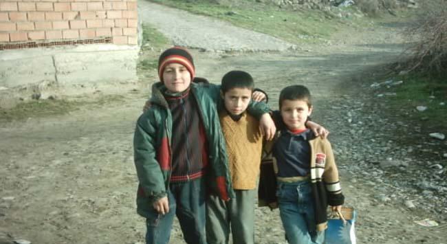 Bu köyde 3 çocuk sahipleri şanslı