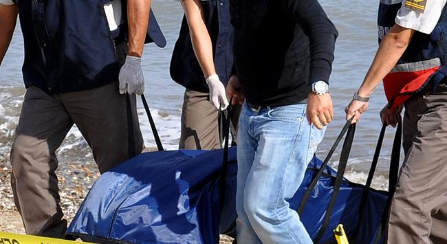 Midilli Adası açıklarında 3 ceset bulundu