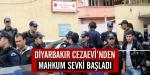 Diyarbakır Cezaevinden mahkum sevki başladı