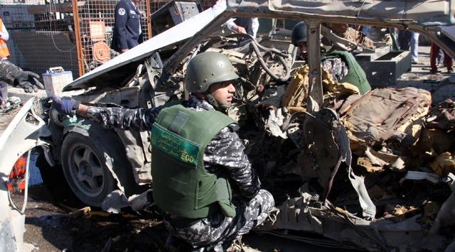 Bağdatta kanlı gün: 50 ölü