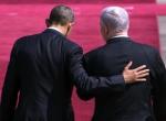 Başkan olarak ilk kez İsrailde