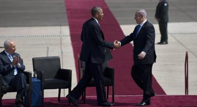 Obamanın ilk İsrail ziyareti