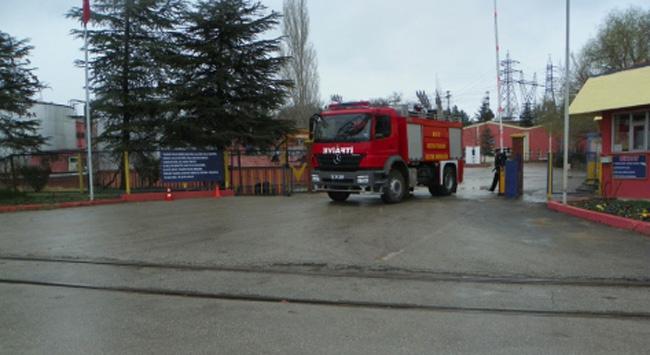 Ankara MKEde patlama