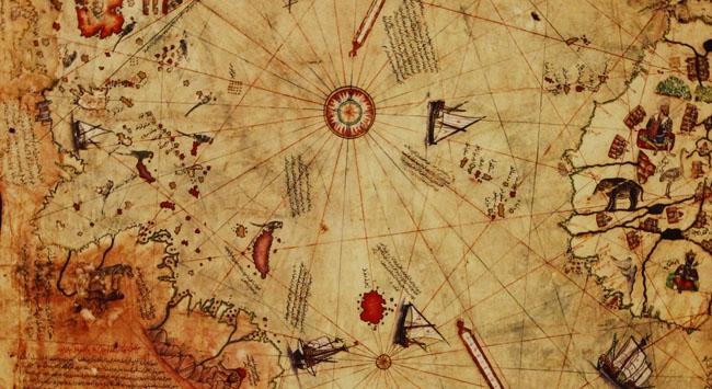 Piri Reisin kayıp hazineleri Çanakkalede mi gizli?