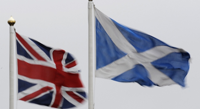 İskoçya için önemli referandum