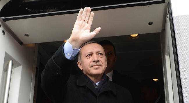 Başbakan Erdoğan, VakıfBankı kutladı